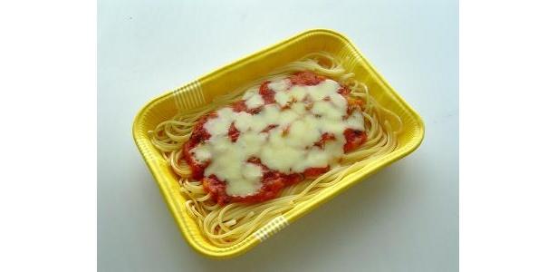 このトマトとモッツァレラチーズのスパゲティは280円に!