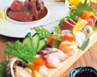 魚も肉も大判振る舞い!ボリュームたっぷりな料理に大満足「炭火バル うぉにく」