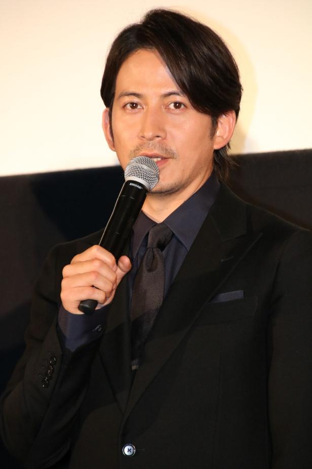 『ザ・ファブル』で主演を務めた岡田准一