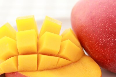 日本一早く今年初の台湾マンゴーを味わえる