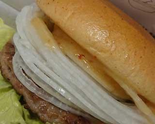 淡路島産たまねぎをサラダ感覚で楽しむ! モスバーガー「たまねぎバーガー」が期間限定で登場