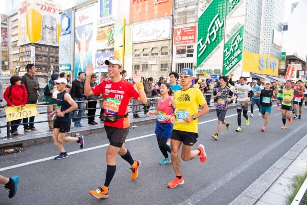 大阪マラソンは第9回から新コースになる