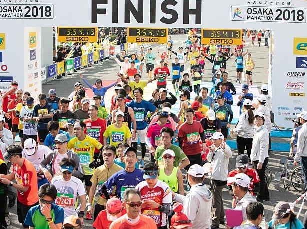 「大阪マラソンSEASON TRIAL2019 オプテージ Presents 10K & Fun RUN」は6月30日(日)に開催