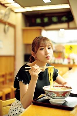 """【写真を見る】美しいふぅふぅ姿を披露したSKE48の""""グラビアクイーン""""大場美奈"""