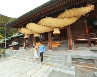 世界遺産と寺社巡りへGO!福岡・福津&宗像のドライブスポット5選