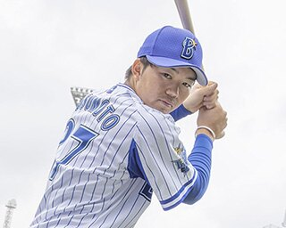 横浜DeNAベイスターズ、2年目外野手、楠本選手にあれこれ聞きました!