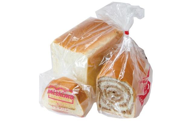 食パンも長く地元の人に愛されている!