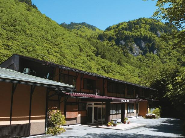 加水なしの湯にこだわる老舗温泉 / 新穂高温泉 宝山荘別館