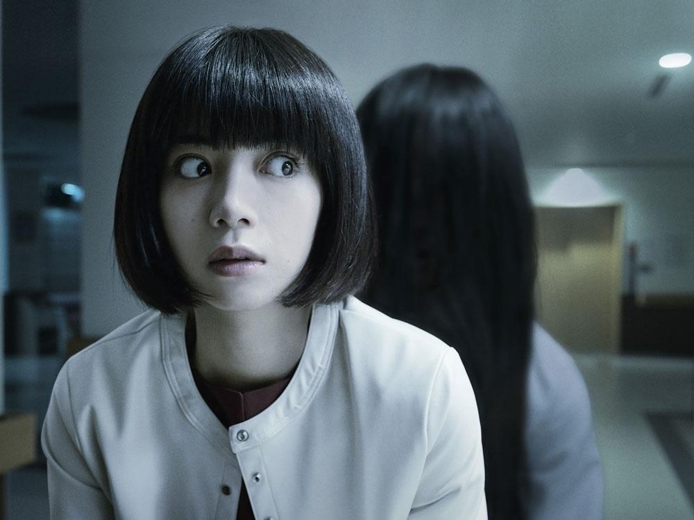 茉優の身にも貞子の恐怖が!