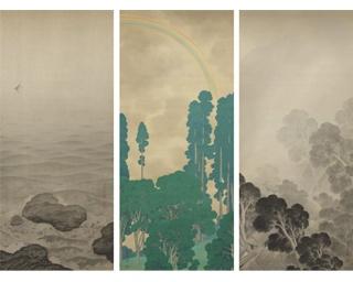 宮崎県立美術館 第1期コレクション展 ポスター