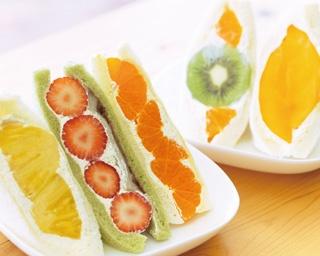 旬のフルーツを贅沢に使用!愛知の八百屋さんが作る、本気のフルーツサンドって?