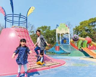 多彩な遊具に芝生、休憩所も完璧!何度行っても楽しい最強の公園「万博記念公園」