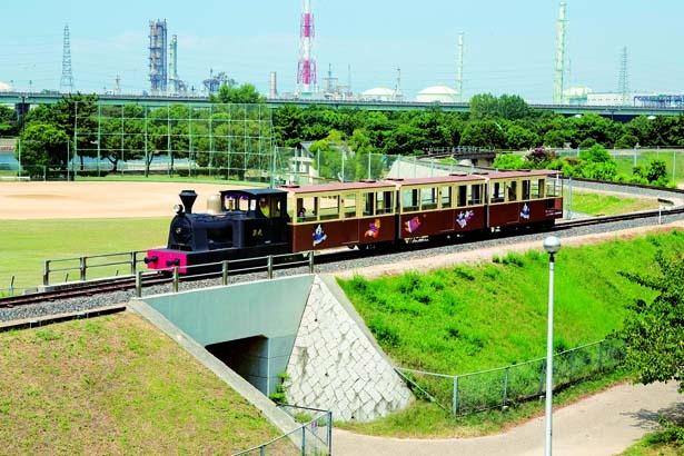 汽車やゴーカートで運転士気分!乗り物好きのちびっこにおすすめの「浜寺公園」