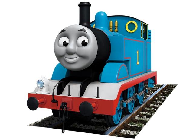子供が好きなキャラクター、1位はトーマス!