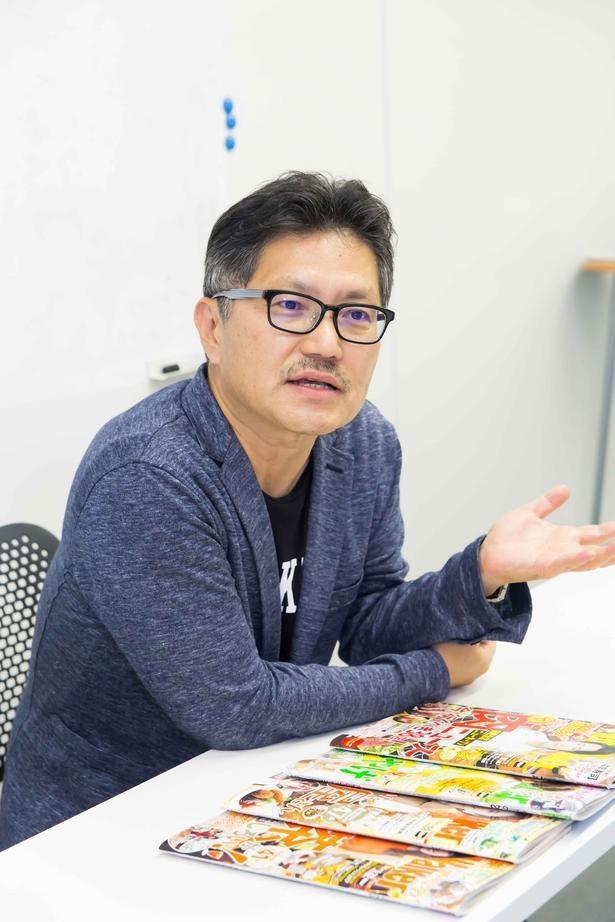 元毎日放送プロデューサーの影山教授