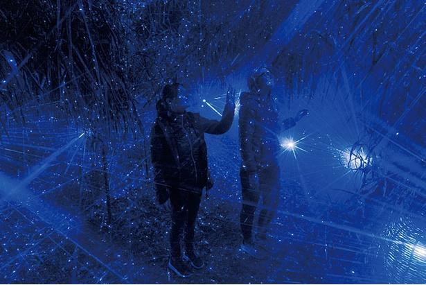 最先端のデジタルアートを体験 / 伊王島 アイランドルミナ