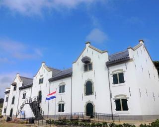 国指定史跡の平戸オランダ商館