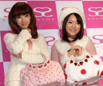 ほしのあきさんと内田眞由美さん