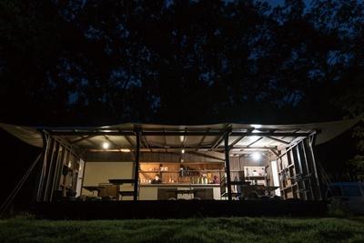 自然の奏でる音色が最高のBGMに / ホテルグリーンピア南阿蘇&ラグジュアリーキャンプ
