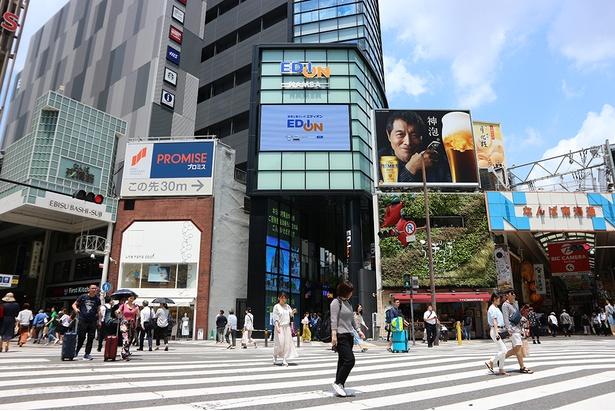 エディオン最大の旗艦店「なんば本店」が、6月7日(金)南海難波駅前にオープン
