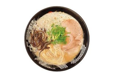 ラーメン(750円)/博多 一幸舎 エキマルシェ大阪店
