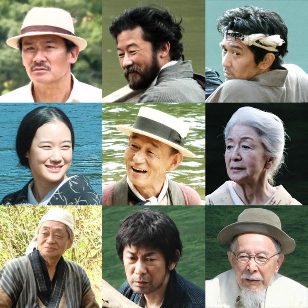 オダギリジョーの初長編監督作に、超豪華な俳優陣が参加決定!