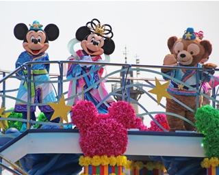 「ディズニー七夕デイズ」がスタート!ディズニーシーの見どころ&楽しみ方を紹介