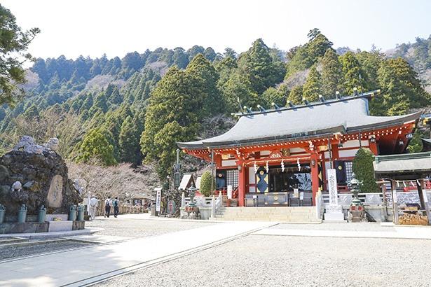 大山阿夫利神社下社で登山の無事に感謝してお参りをしよう