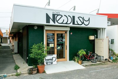 St.cafe NewLey / 福間海岸近くに、2018年8月オープン