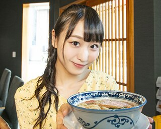 神奈川ゆかりの美女がラーメン店を案内。=LOVE(イコールラブ) 瀧脇笙古さんのLOVE麺は?