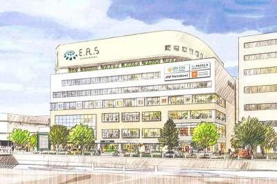横浜駅西口リバーサイドエリアの新ランドマーク「HAMABOWL EAS」