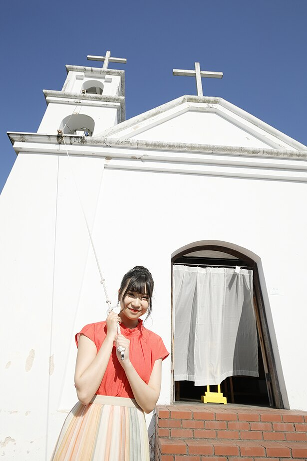 「幸せの鐘を鳴らそう♪」(太田)