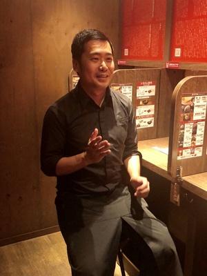 店長の柴田さん