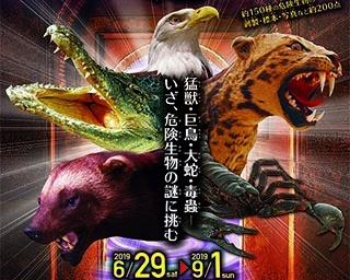 猛獣たちが山口県萩市に集結!