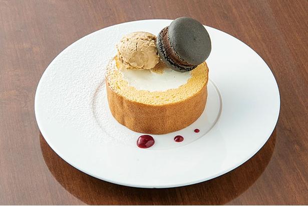 「デザートプレート」 (1000円・コーヒー付き) / Restaurant KUROKI
