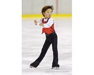 フィギュアお宝写真!あどけない羽生結弦(10歳)&宇野昌磨(7歳)だが、その才能の片鱗が…!