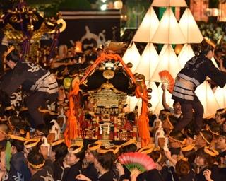 都城盆地の夏の風物詩・宮崎県都城市で「都城六月灯 おかげ祭り」開催