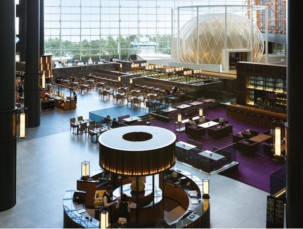 ヒルトン福岡シーホーク「美食の台湾フードフェア」 / 会場の「ブラッセリー&ラウンジ シアラ」