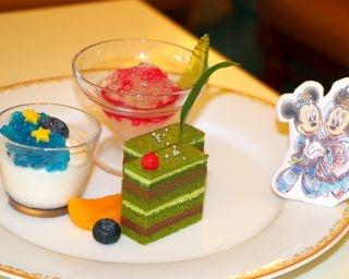 ディズニーホテルで七夕ブッフェ!水色ゼリーやトムヤム料理も