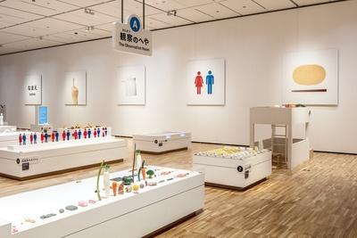 熊本 / デザインあ展 in KUMAMOTO / NHK・Eテレで放送されている番組のコンセプトを体験できる展覧会。写真は「観察のへや」