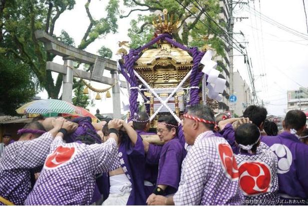大分 / 長浜神社夏祭り / 600年の歴史を誇る、大分で一番早い夏祭り