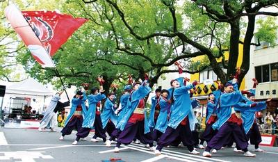 宮崎 / まつりえれこっちゃみやざき2019 / 宮崎市最大の夏祭り