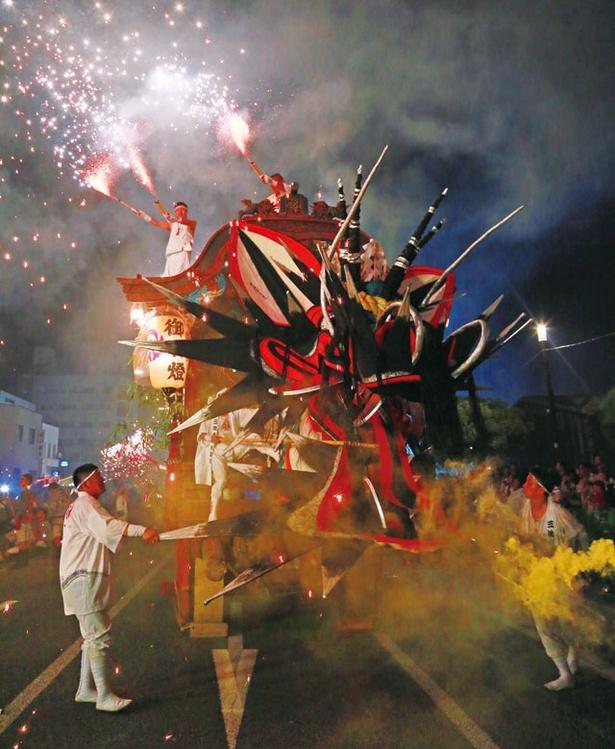 おおむた「大蛇山」まつり / 300年以上の歴史をもつ祭礼行事