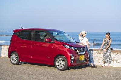 海辺の風が気持ちいい、ドライブ日和