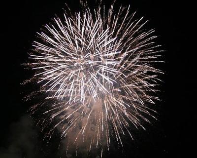 北波多地区の夜を盛り上げる花火大会 / 北波多ふるさと夏まつり2019
