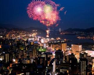 <九州花火カレンダー>長崎で開催される花火大会 7月編