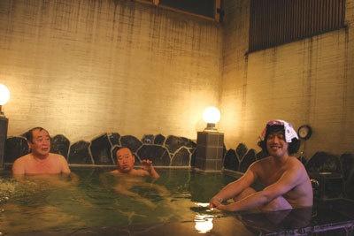 露天風呂も楽しめて450円は安い!