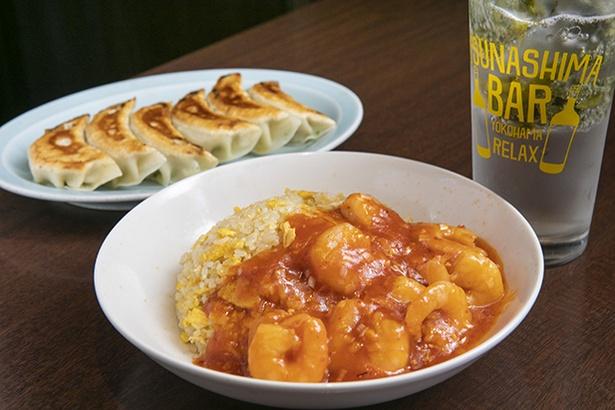 餃子が看板の「中華料理 珠鴻(しゅうこう)」は、綱島の町中華として人気