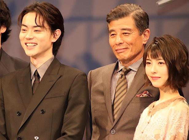菅田将暉、舘ひろしからの言葉に大喜び!「録画したい」