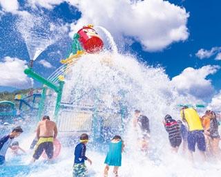 人気テーマパークの新エリアにプール開きも!7月6日(土)・7日(日)に遊べる東海のイベント3選